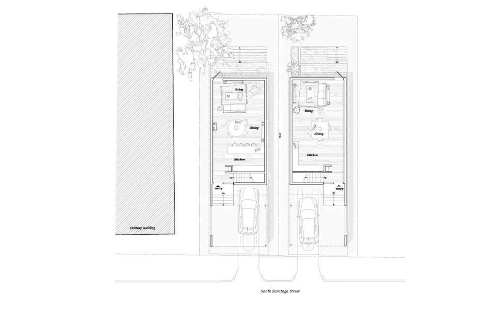 6. first floor plan