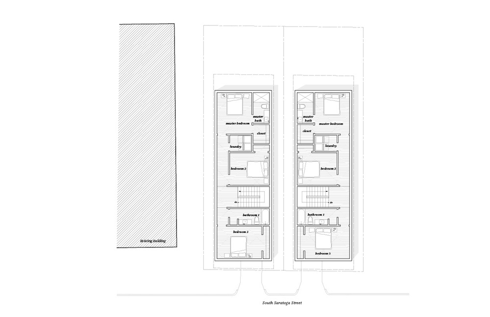 7.second floor plan