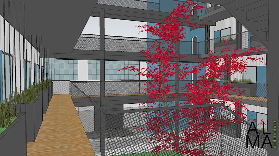 E   inner courtyard 2