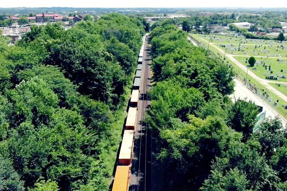 8.train from above