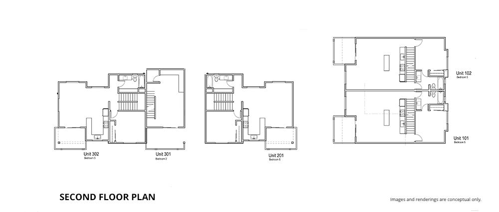 11 second floor plan